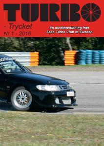 TurboTrycket 1 – 2016 på G