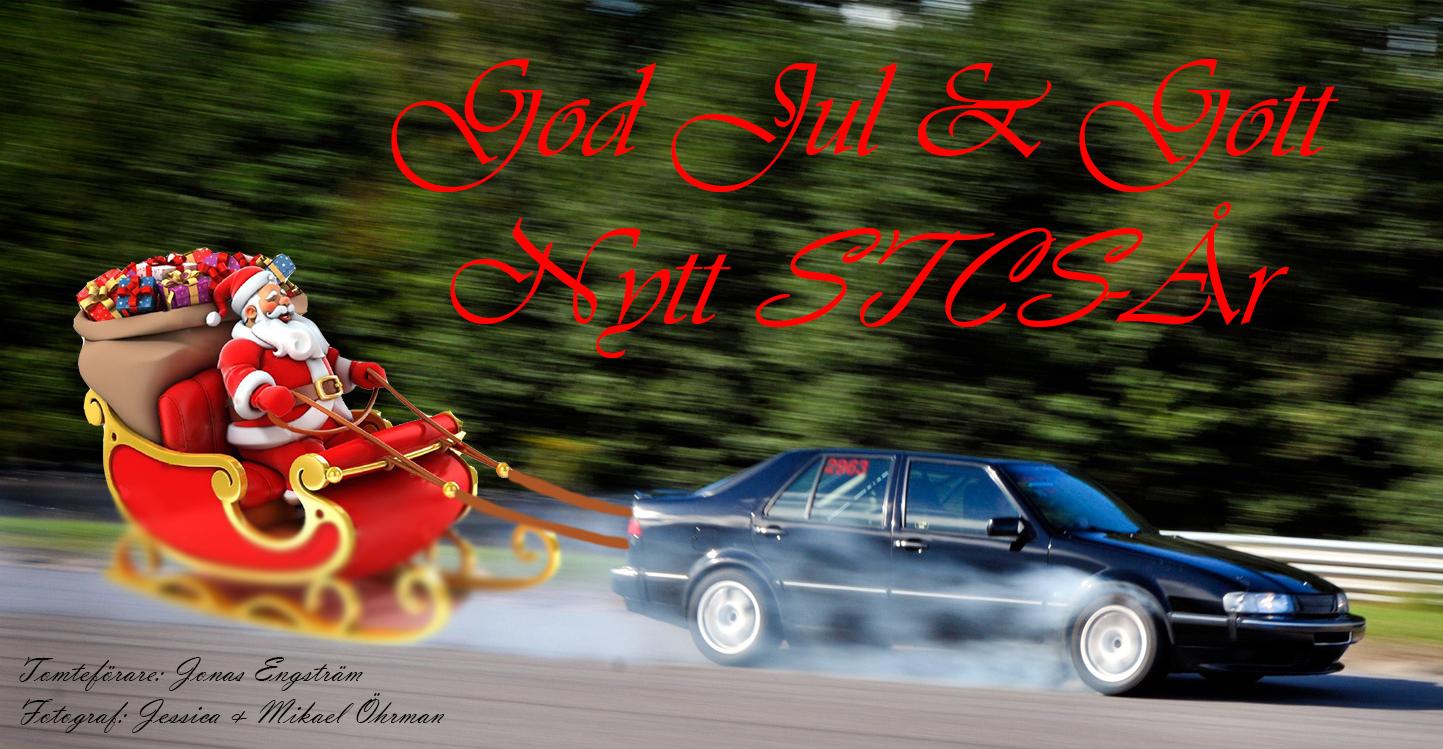 God (H)Jul och Gott Nytt STCS-År!