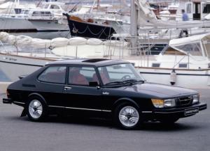 TV-serie söker SAAB 900 Turbo första generationen